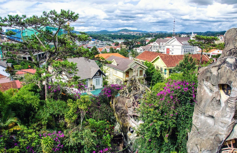 Французское очарование Вьетнама в городе Далат