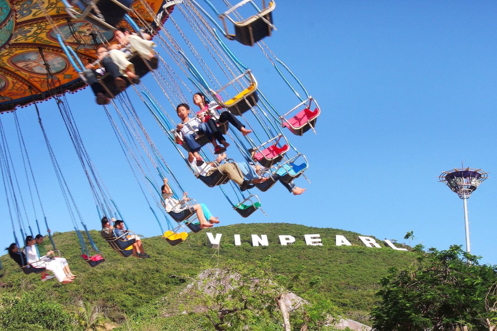 Остров Винперл во Вьетнаме или как провести незабываемый день