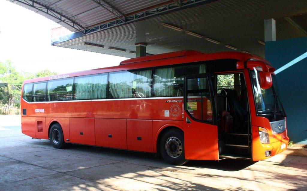 автобус далат