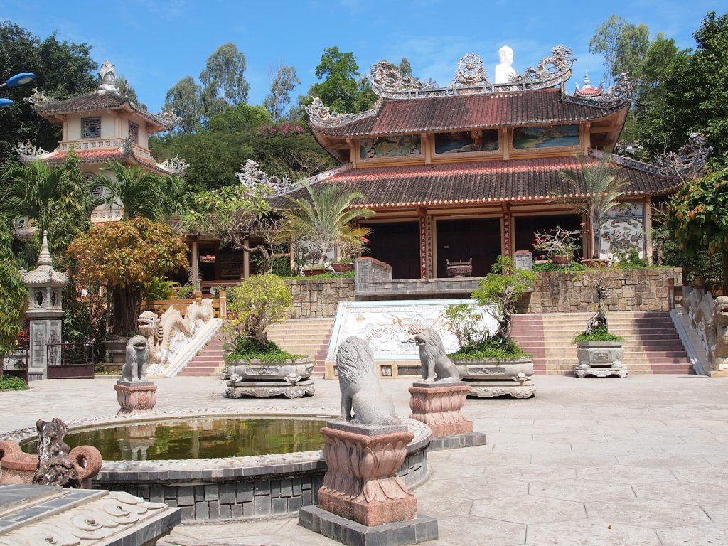 пагода нячанг