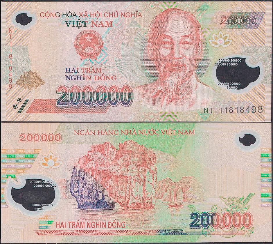 валюта вьетнам