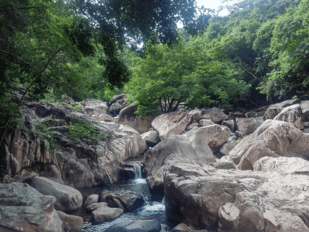 водопады вьетнам