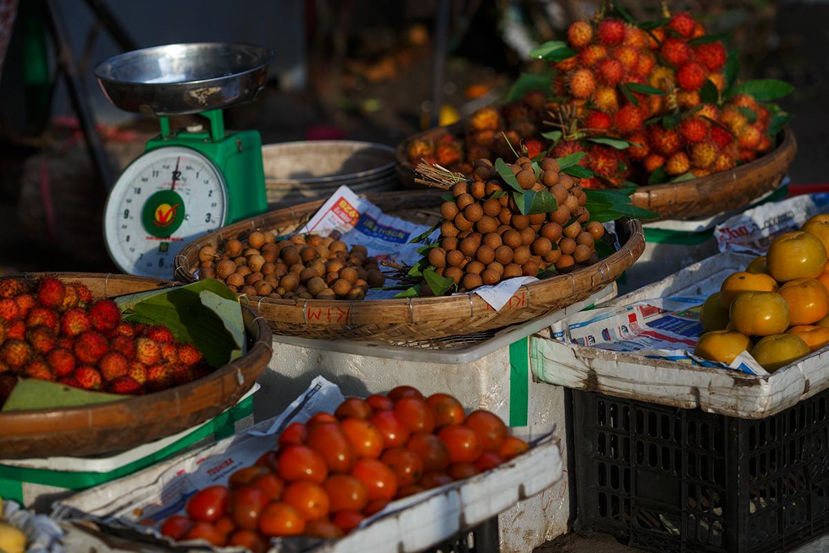 вьетнам фрукты