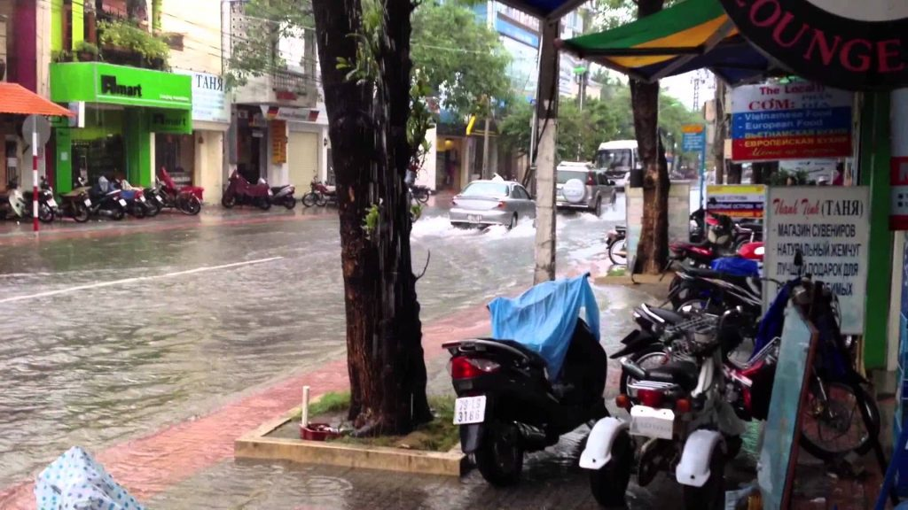 дожди вьетнам