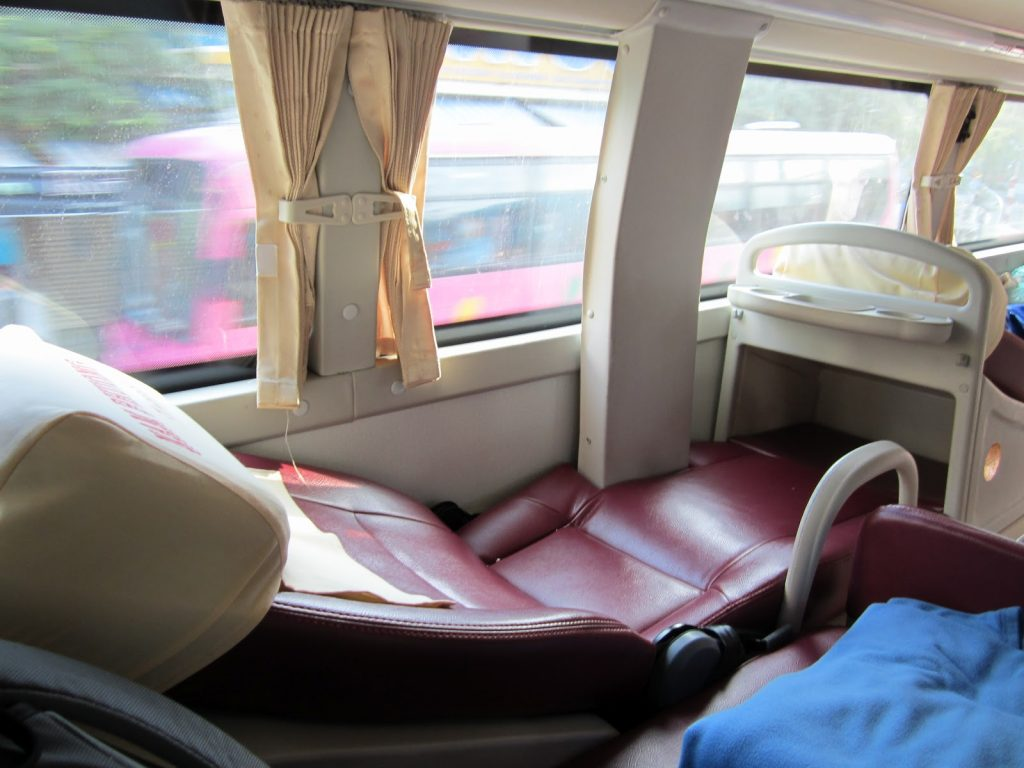 автобус вьетнам