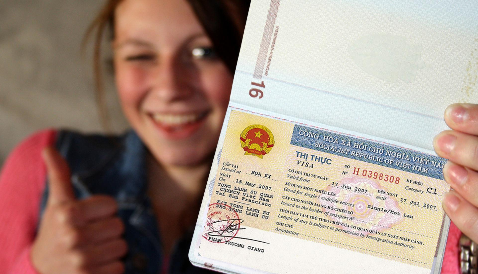 Особенности получения визы во Вьетнам для россиян