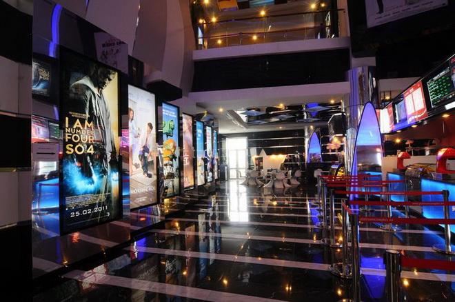 Кинотеатр Platinum Cineplex Nha Trang