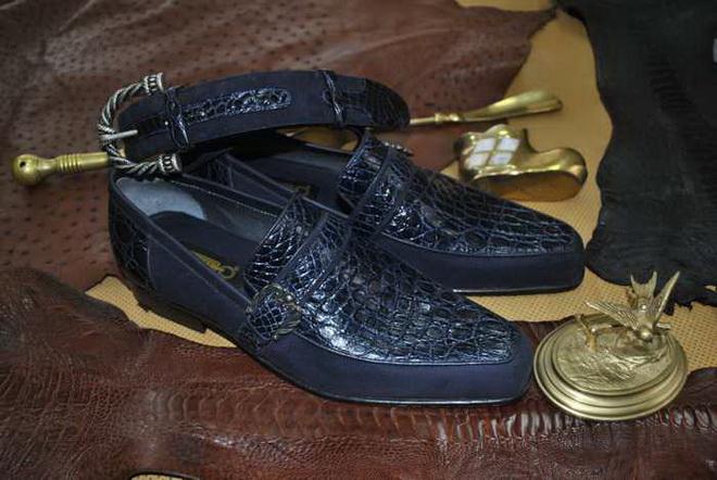 Обувь из экзотической кожи