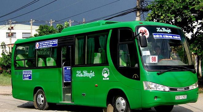 автобус от хошимина до нячанга