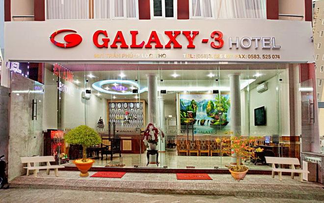 Galaxy hotel 3