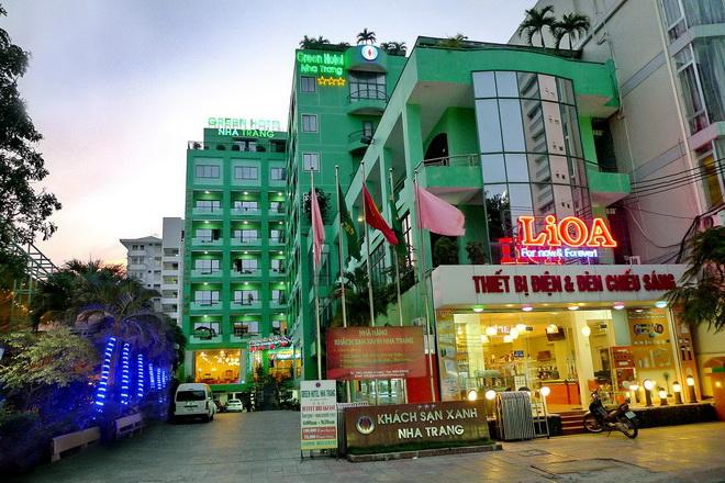 Green hotel 3