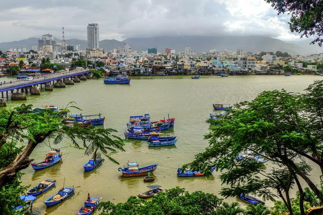 Экскурсии по реке Кай Нячанга