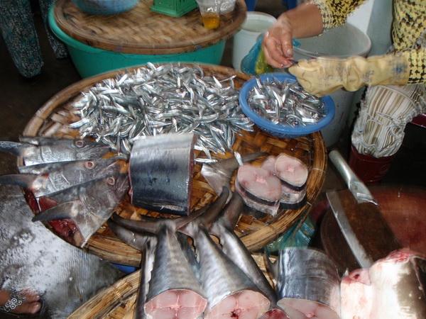 Где в Нячанге купить морепродукты
