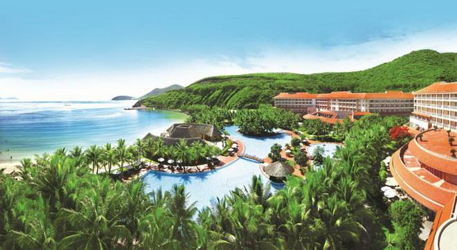 отели Нячанга с собственными пляжами