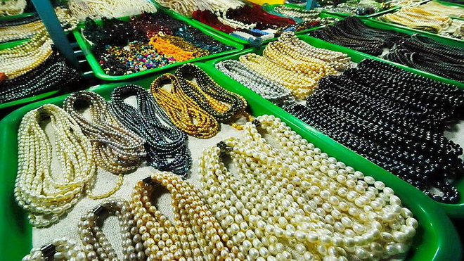 Покупка и выбор жемчуга во Вьетнаме