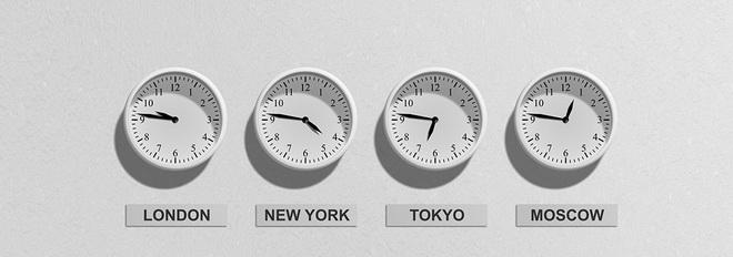 Разница во времени между Вьетнамом и Москвой