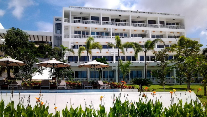 The Hotel Cliff Resort & Residences