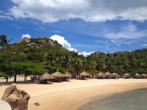 Жемчужный пляж в Нячанге