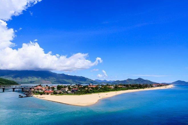 Пляж Ланг Ко в Хюэ