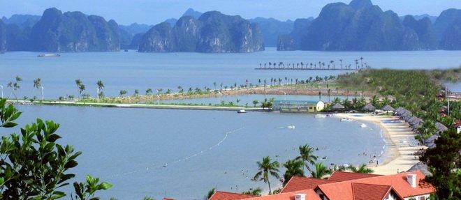 Пляж Туан Чау