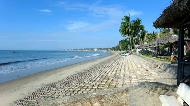 Хам Тьен пляж муйне