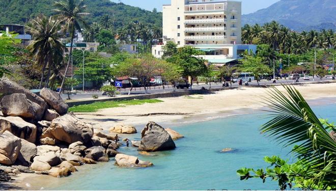 Пляж Хон Чонг