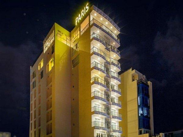 Вьетнам, Нячанг и отель Париж 3 звезды: номера, питание, отзывы