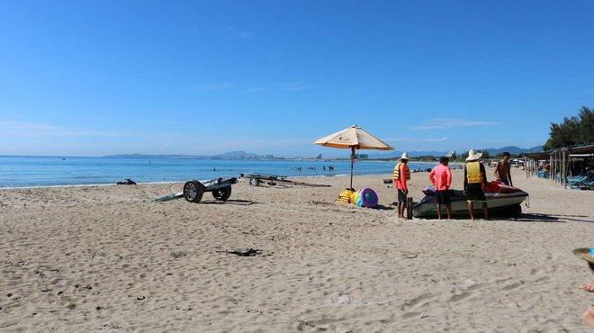 Пляж Бай Зай Bai Dai Beach