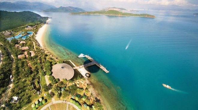 ТОП 10 лучших пляжей Нячанга во Вьетнаме + бонус, расположение на карте